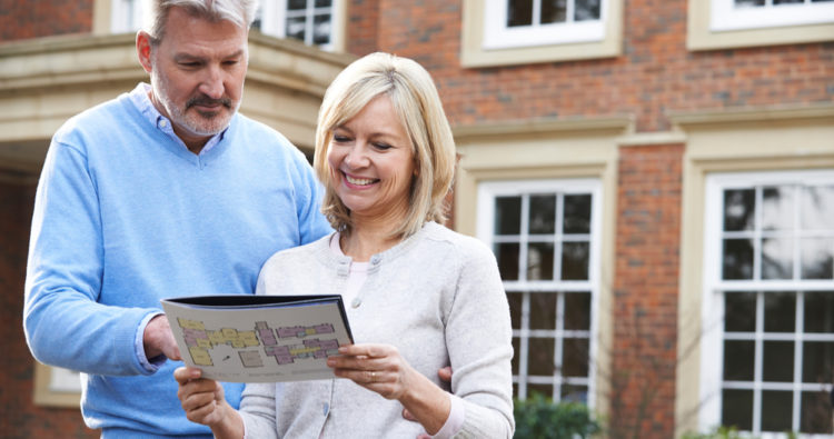 Advice for buying a home in your 50s