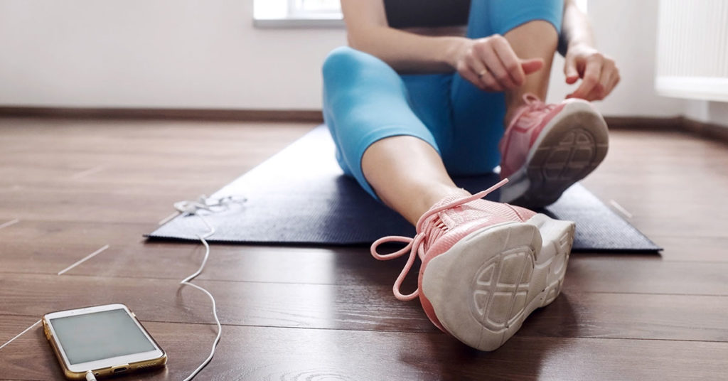 New year no gym u save your money by exercising at home barratt