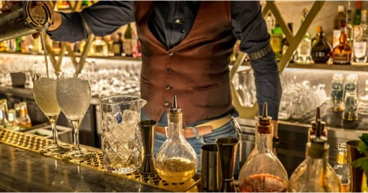 Quench your thirst in one of London's swankiest cocktail bars