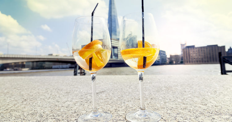 London's best summer drinking spots