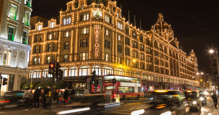 Top 10 things to do in London this Christmas