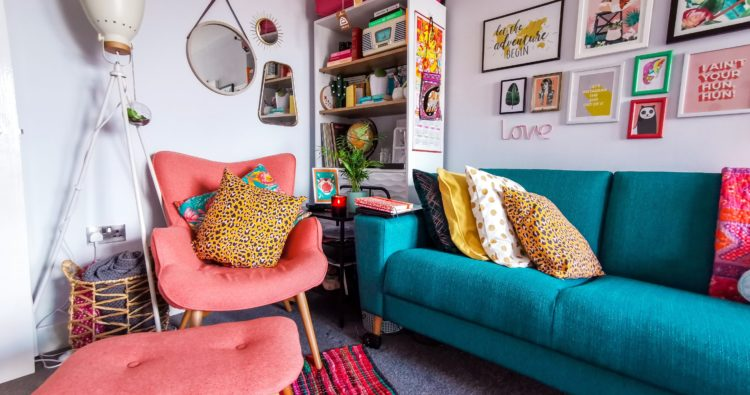 Living Rooms of the World