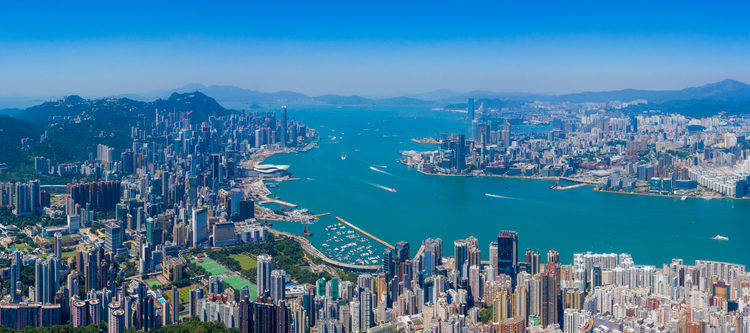 In Pictures: The Hong Kong & Shenzhen That Could Have Been